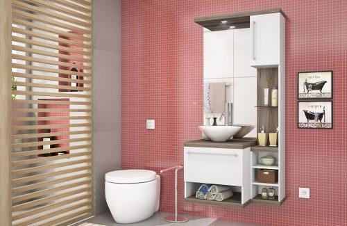 Conjunto Para Banheiro Arezzo