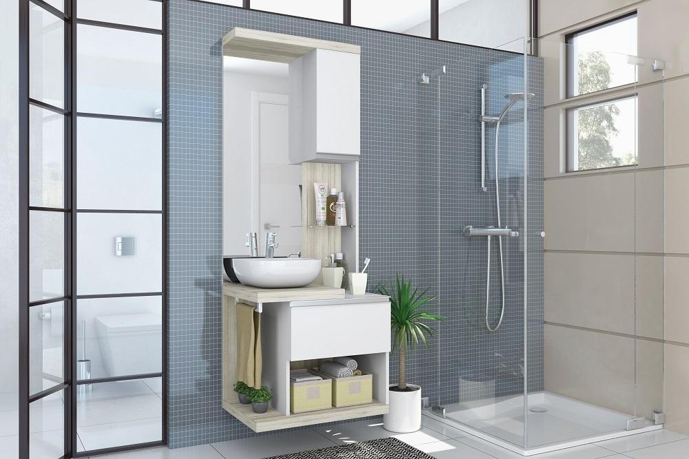 Conjunto Para Banheiro Paris