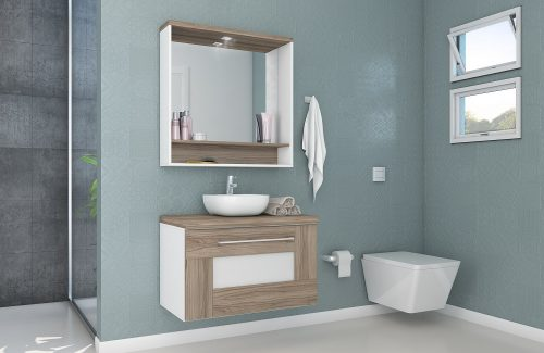Conjunto Para Banheiro Verona